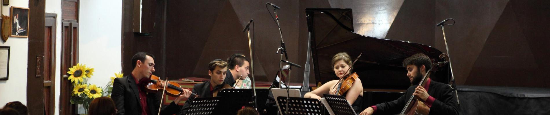 The Younes and Soraya Nazarian Program of Excellence in Chamber Music