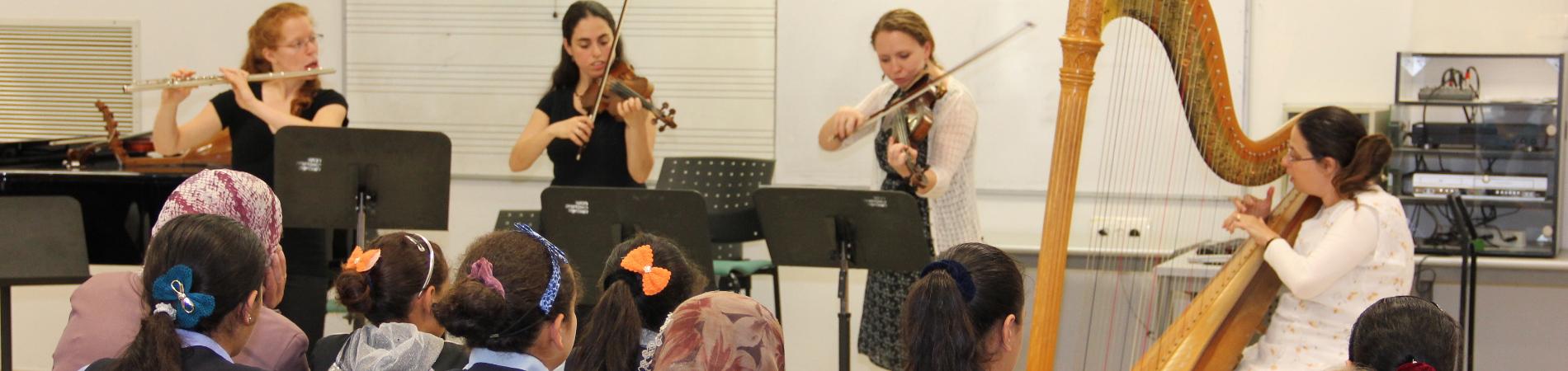 החוג לחינוך מוסיקלי