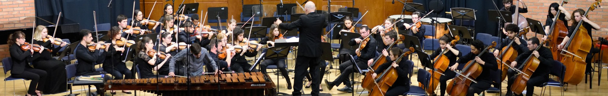 JAMD Opening Concert of the Mendi Rodan Symphony Orchestra