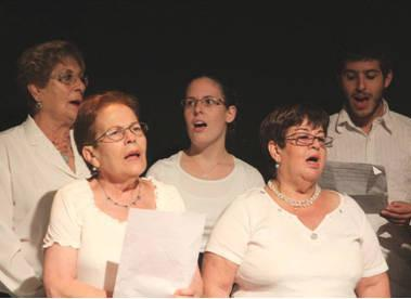 The Inter-Generational Choir