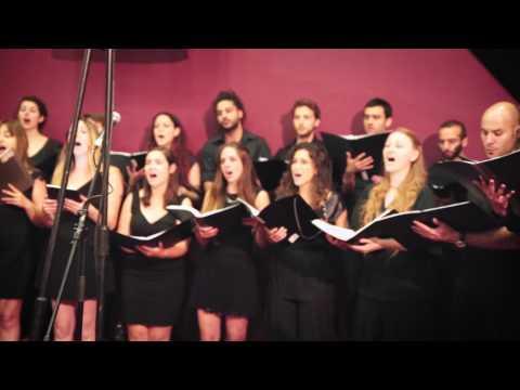 Fix You - המקהלה הרב תחומית של האקדמיה