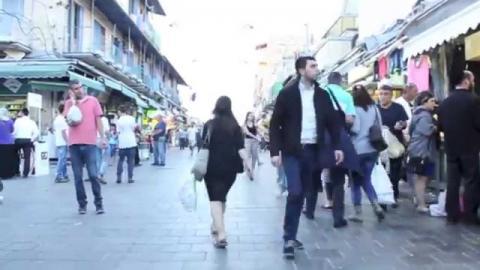 Re: Rosas! Marketplace - תרגיל תנועה שוק מחנה יהודה