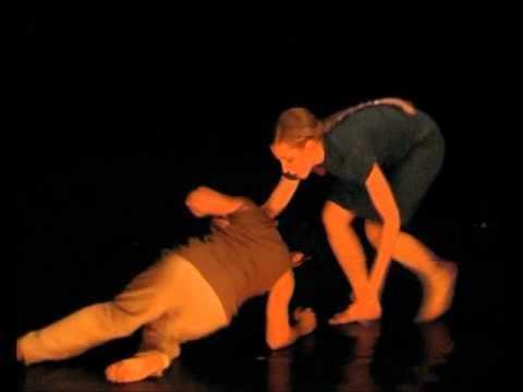 קמטים - יצירת מחול ומוסיקה מאת עופר פלץ ושני זיסוביץ'