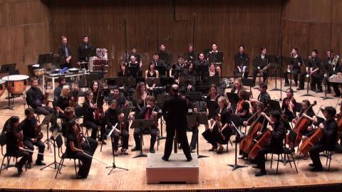 התזמורת הסימפונית  - אוברטורה לכוחו של גורל