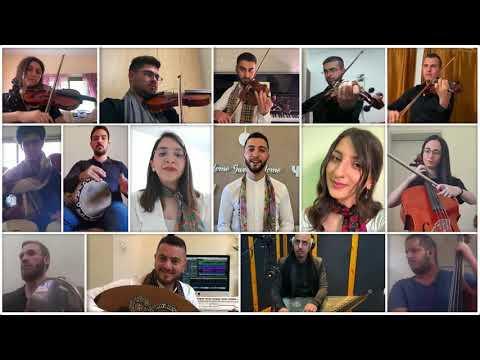 "Shalik Rafraf bel hara Rahbany Brothers ""COVER"" || شالك رفرف بالحارة الاخوين رحباني"