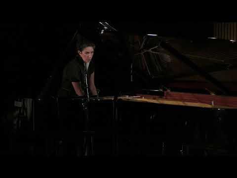 """""""בראשית"""" - מלחין איתי תמרוב, פסנתר ושירה שרון אלעזר"""