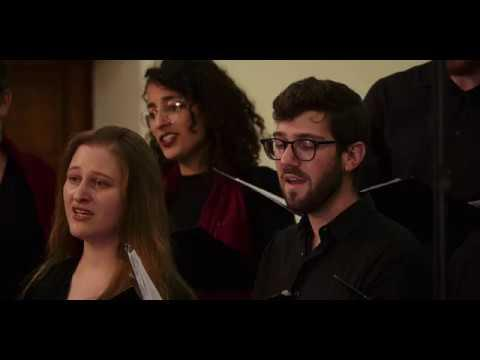 The Jamd chamber choir - Somewhere