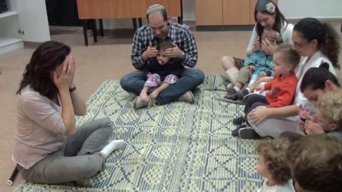 קטן-טון - תכנית מוסיקלית לפעוטות בגילאי 0-3 Music Pograms for infants ages
