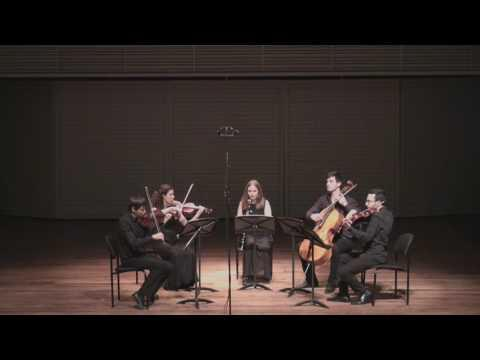 W  A  Mozart    Quintet in A major for Clarinet and Strings, K  581
