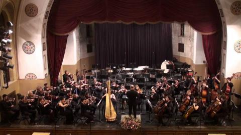 דביסי מחולות קודש וחול Debussy Danse sacrée et danse profane