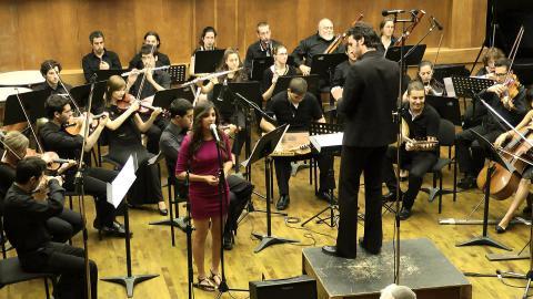 אנסמבל טאנוס גרינברג - משירי פיירוז Tannous-Greenberg Ensemble - Fairuz songs