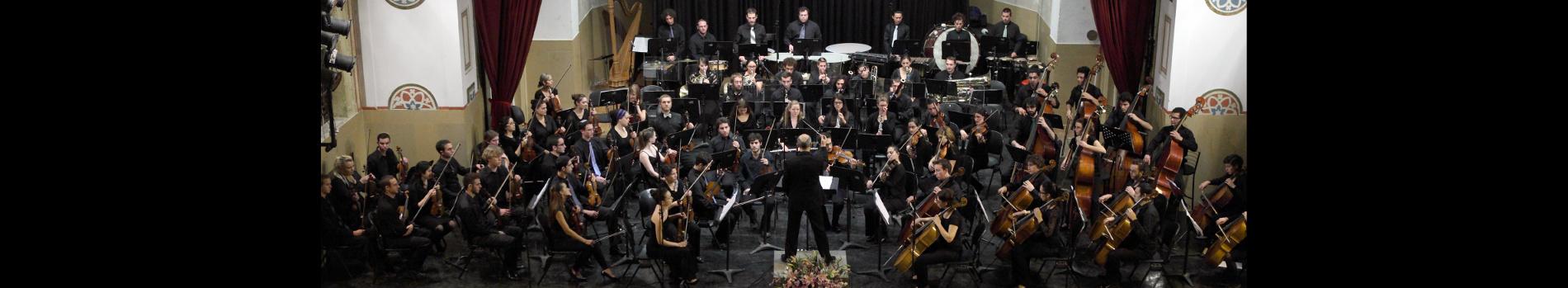 """קונצרט זוכי התחרות ע""""ש שרון תבור-פינץ לנגינת סולו עם תזמורת"""