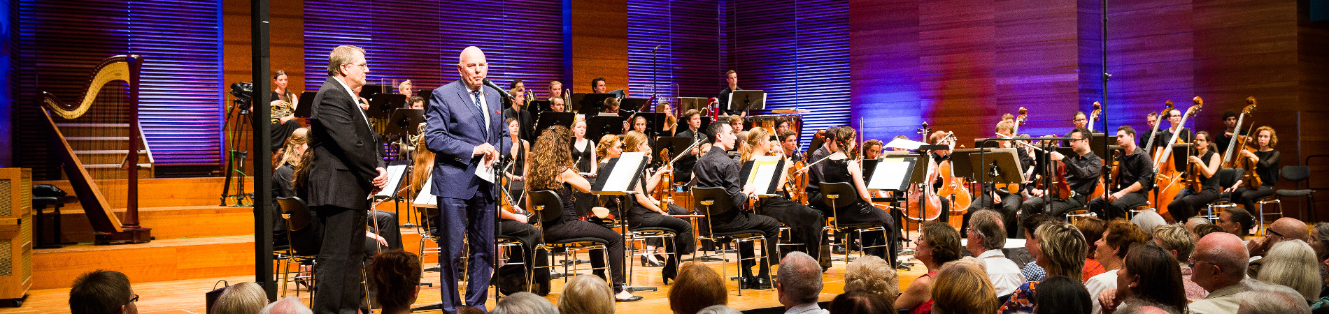 The Young Philharmonic Orchestra Jerusalem Weimar - Concert Tour in Israel